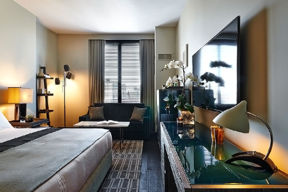 Sixty Soho Guestroom