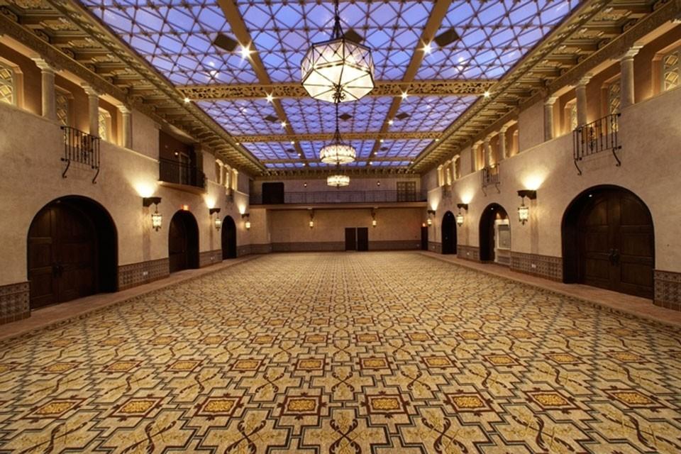The Hollywood Roosevelt Blossom Ballroom